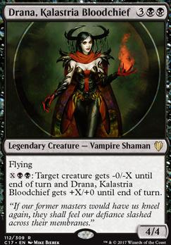 Commander 2017: Drana, Kalastria Bloodchief