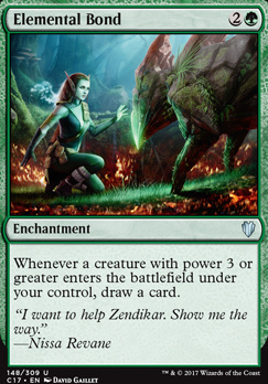 Commander 2017: Elemental Bond