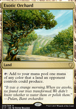 Commander 2017: Exotic Orchard