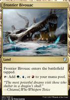 Commander 2017: Frontier Bivouac