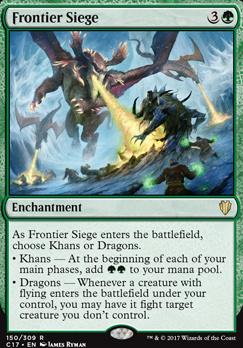 Commander 2017: Frontier Siege