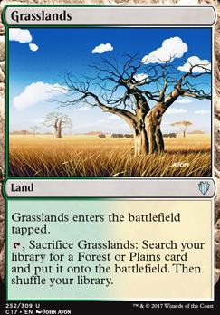 Commander 2017: Grasslands