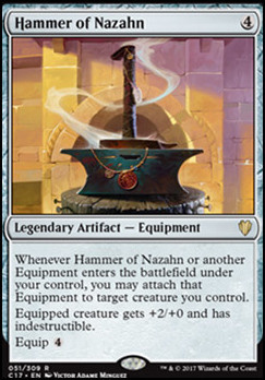 Commander 2017: Hammer of Nazahn