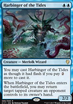 Commander 2017: Harbinger of the Tides