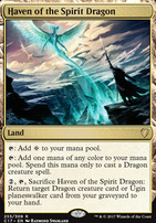 Commander 2017: Haven of the Spirit Dragon