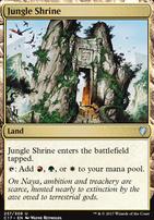Commander 2017: Jungle Shrine
