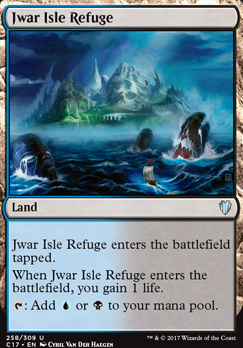 Commander 2017: Jwar Isle Refuge
