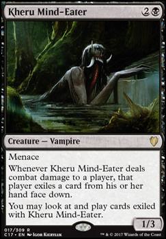 Commander 2017: Kheru Mind-Eater
