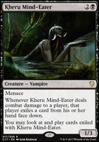 Commander 2017: Kheru Mind-Eater
