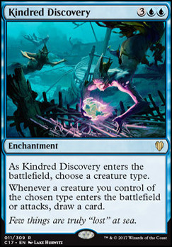 Commander 2017: Kindred Discovery