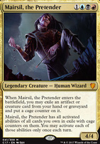 Commander 2017: Mairsil, the Pretender (Foil)