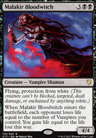 Commander 2017: Malakir Bloodwitch