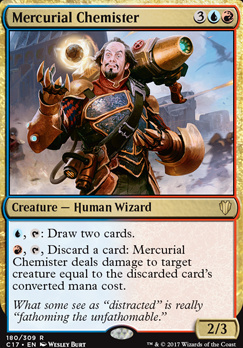 Commander 2017: Mercurial Chemister
