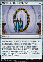 Commander 2017: Mirror of the Forebears