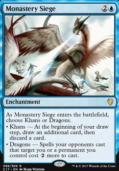 Commander 2017: Monastery Siege