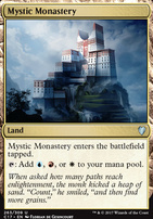 Commander 2017: Mystic Monastery
