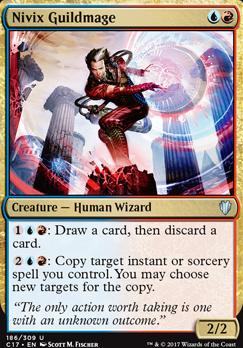 Commander 2017: Nivix Guildmage