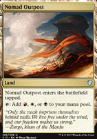 Commander 2017: Nomad Outpost