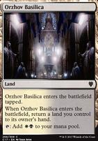 Commander 2017: Orzhov Basilica