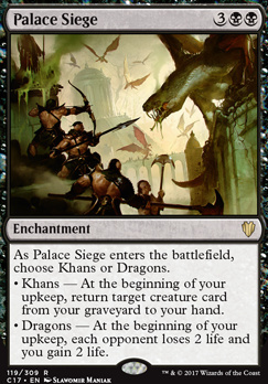 Commander 2017: Palace Siege