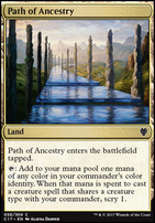 Commander 2017: Path of Ancestry