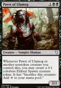 Commander 2017: Pawn of Ulamog
