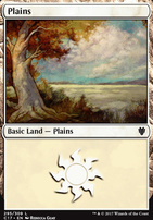 Commander 2017: Plains (295 A)