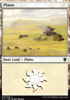 Commander 2017: Plains (297 C)