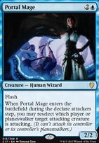 Commander 2017: Portal Mage