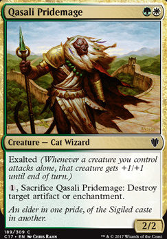 Commander 2017: Qasali Pridemage