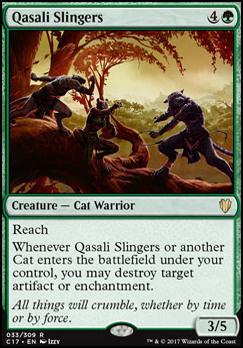 Commander 2017: Qasali Slingers
