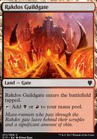 Commander 2017: Rakdos Guildgate
