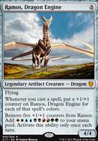 Commander 2017: Ramos, Dragon Engine (Foil)