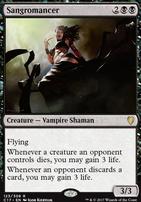 Commander 2017: Sangromancer