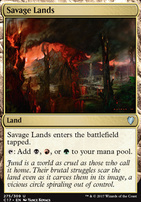 Commander 2017: Savage Lands