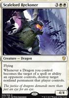 Commander 2017: Scalelord Reckoner