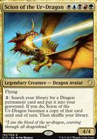 Commander 2017: Scion of the Ur-Dragon