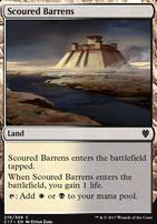 Commander 2017: Scoured Barrens