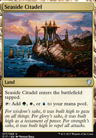 Commander 2017: Seaside Citadel
