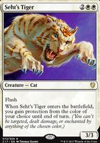 Commander 2017: Seht's Tiger