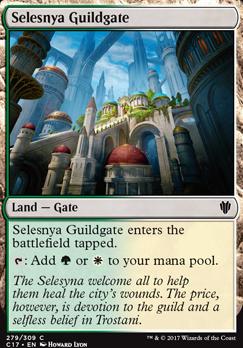 Commander 2017: Selesnya Guildgate