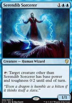 Commander 2017: Serendib Sorcerer