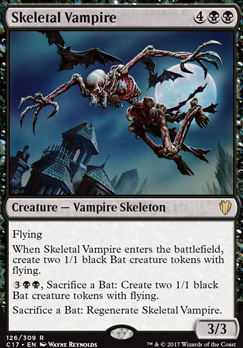 Commander 2017: Skeletal Vampire