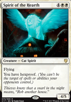 Commander 2017: Spirit of the Hearth