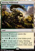 Commander 2017: Stirring Wildwood