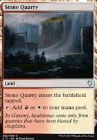 Commander 2017: Stone Quarry