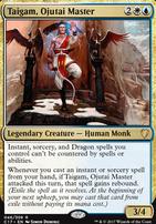 Commander 2017: Taigam, Ojutai Master
