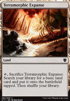 Commander 2017: Terramorphic Expanse