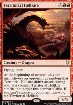 Commander 2017: Territorial Hellkite