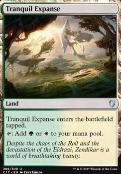 Commander 2017: Tranquil Expanse